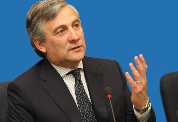 """Tajani """"Insieme ad AdEPP raggiunto il salto di qualità di cui l'Europa ha bisogno"""""""
