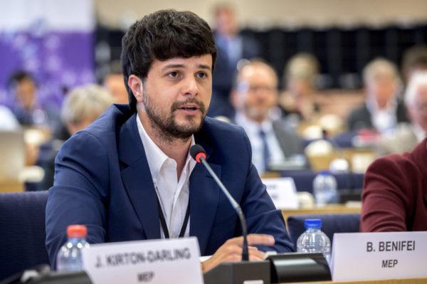 """Benifei: """"Il mio impegno in Europa per le libere professioni"""""""