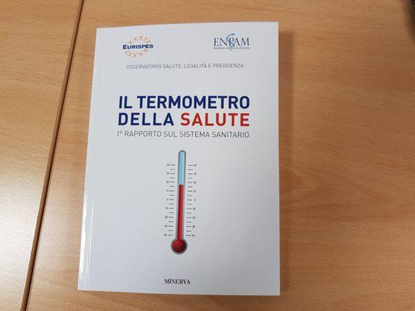 Il termometro della salute. Lo studio Enpam/Eurispes