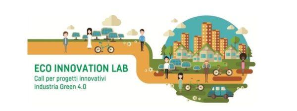 Eco Innovation Lab. Call per progetti innovativi Industria Green 4.0