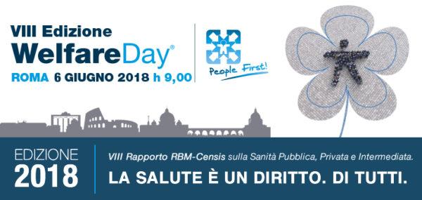 """Welfare Day. Ricerca Censis """" Gli italiani spendono sempre di più di tasca propria per la sanità"""""""